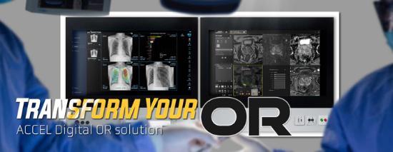 Onyx ACCEL - Digital løsning til operationsstuer